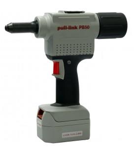 Заклепочник аккумуляторный Anzi Pull-link PB50