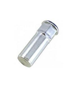 Заклепка резьбовая из нерж. cтали закрытая полушестигранная M8*25 мм